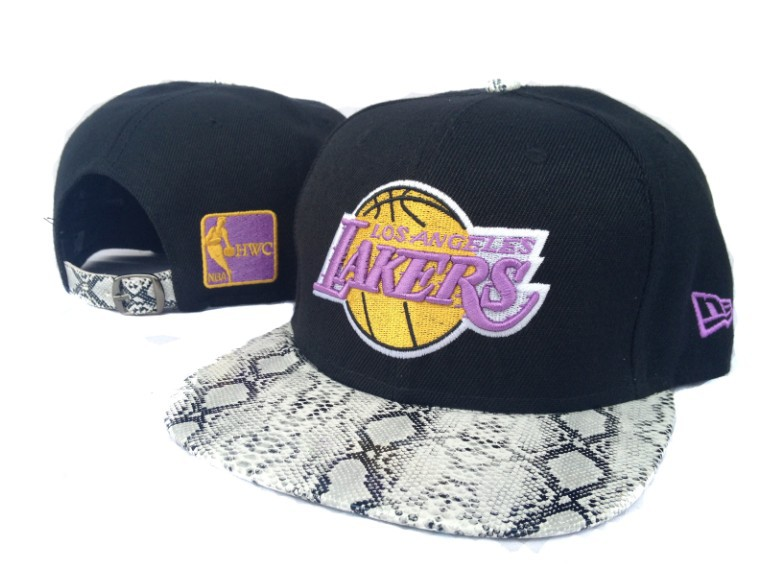 Los Angeles Lakers NBA Snapback Hat Sf6